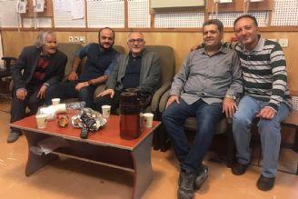 اصغر حاجیلو مهمان برنامه فوتبالی رادیوجوان