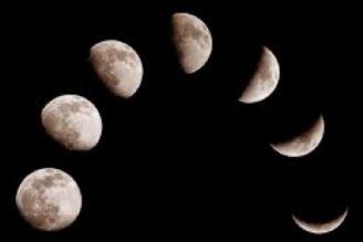 نگاه به ماه