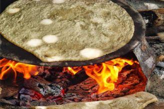 رادیوجوان در موکب پخت نان (ویدیو)