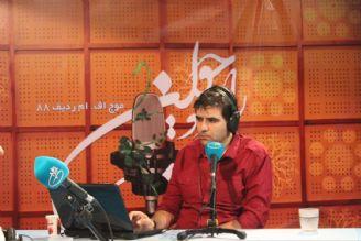 گفتگوی امیر حسین بابازاده با هوشگ نصیر زاده در مورد داور بازی ایران ازبکستان