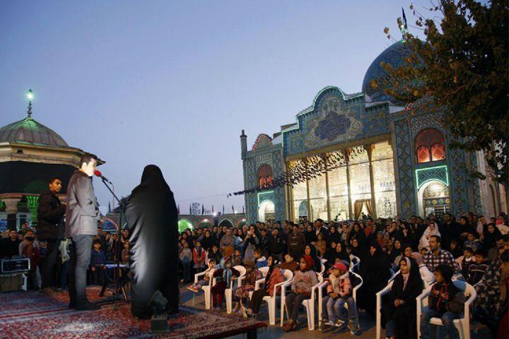 قلب خوشنویسی ایران میزبان رادیوجوان