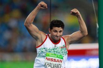 گفتگوی شکوفه موسوی با محمد خالوندی و عبداله حیدری و قهرمان و نایب قهرمان پارالمپیک در پرتاب نیزه
