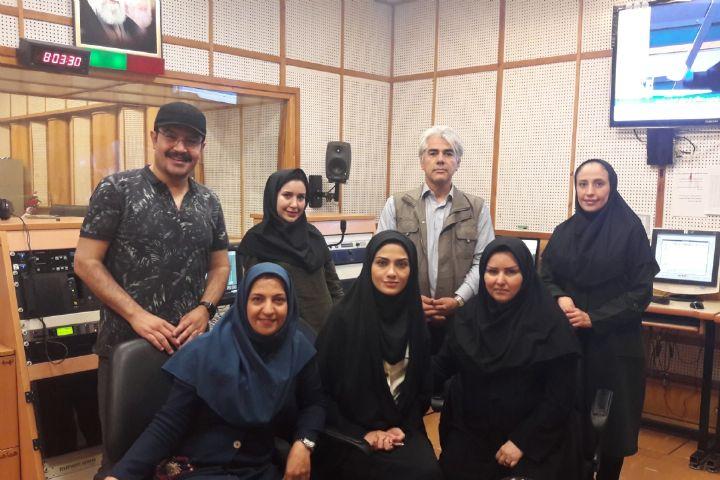 تیم برنامه ساز جوان ایرانی سلام