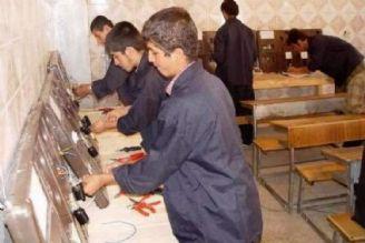 مهارت آموزی دانش آموزان در مناطق محروم