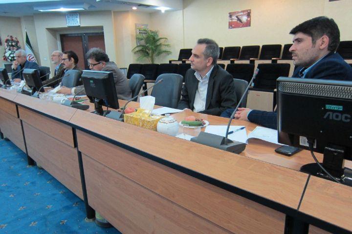 برنامه فرزند ایران اولین نشست فدراسیونها و رادیوورزش