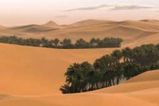جاذبه های دیدنی کویر مصر