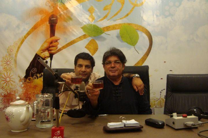 کافه رادیو با اجرای مهران دوستی