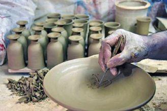 هنر سفالگری در ایران