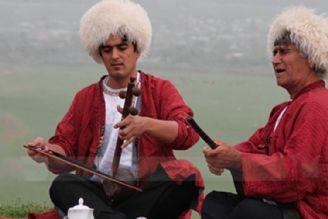 موسیقی ترکمنی