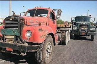 راننده های خودرو های سنگین