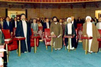 اولین مجلس منتخب مردم