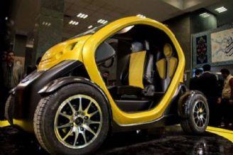 تولید خودروی برقی