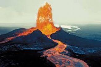 آتشفشان ها چگونه تشکیل می شوند.