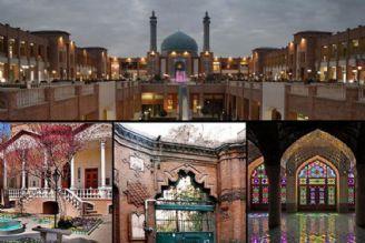 اصالت عجیب معماری ایرانی