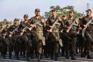 گمنام ترین رزمندگان اسلام ، سربازان هستند