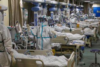 شیوع بیماری کرونا و تختهای بیمارستانها