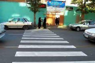 معضلات عابر پیاده در ایران