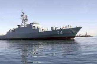 اقدامات نیروی دریایی سپاه در سال گذشته