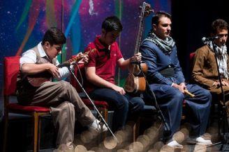 کشف استعدادهای موسیقی جوان