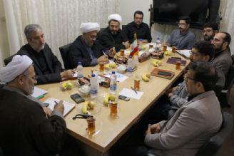 دیدار مدیران رادیو معارف با رئیس كمیته فرهنگی ستاد اربعین