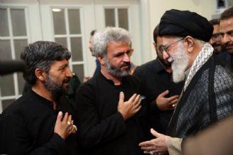 رهبر انقلاب در دیدار خانواده شهید حججی: او با جهاد مخلصانه و شهادت مظلومانه، خود و ملت را عزیز كرد
