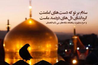 30 صفرسالروز شهادت حضرت امام رضا (ع)  را به همه مسلمانان و آزادیخواهان جهان تسلیت می گوییم