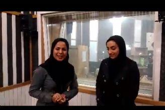 گفتگو با زهرا آسترکی؛ بازیکن تیم ملی کبدی بانوان ایران