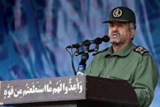 وظیفه نخست سپاه؛ حفظ امنیت مردم، جامعه و ایران اسلامی
