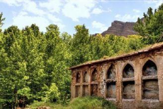 روستایی در نزدیکی شیراز