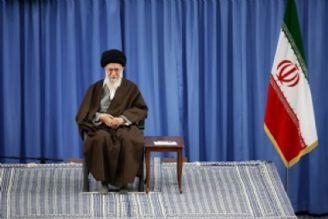 دیدار هزاران نفر از مردم اصفهان با رهبر انقلاب