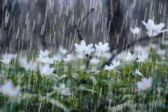 ادامه بارش های رگباری در بیشتر نقاط كشور