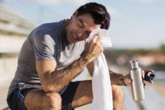 مخاطرات ورزش در هوای گرم