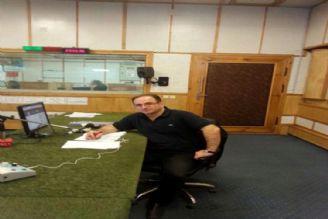 پشت_صحنه بازی ایران و پرتغال استودیو شماره یک رادیو ورزش