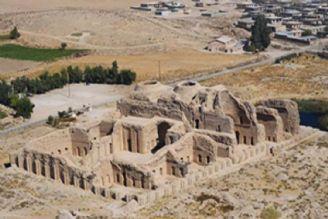 در فهرست میراث جهانی یونسكو؛ ثبت جهانی منظر باستانی ساسانیان