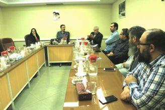 جلسه تهیه کنندگان و مدیر شبکه رادیویی ورزش