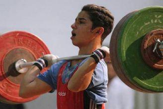 دستاوردهای مثبت مسابقات وزنه برداری قهرمانی كشور نوجوانان