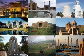 جایگاه گردشگری ایران در مقایسه با دیگر كشورهای جهان