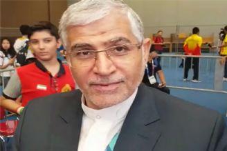 بازیهای آسیایی جاکارتا2018  گفتگو با محمدی نصرآبادی، سفیر ایران در اندونزی