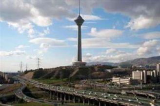 گوشه گوشه آب و هوای ایران