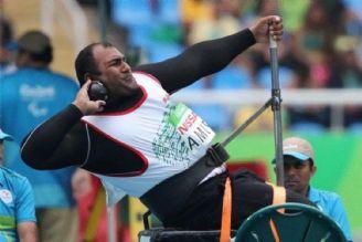 بازی های پاراآسیایی جاكارتا 2018 دوومیدانی .مدال طلا و نقره