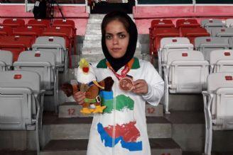 بازی های پاراآسیایی جاكارتا 2018 دوومیدانی.مدال برنز