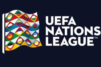مسابقات فوتبال لیگ ملت های اروپا   گل های دیدار اسپانیا و انگلیس