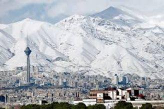 آب و هوای کشور در جوان ایرانی سلام