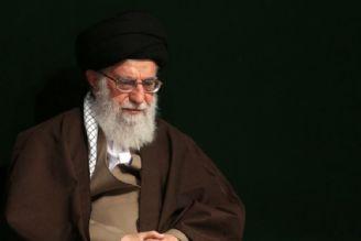 با حضور رهبر معظم انقلاب در حسینیه امام خمینی؛ مراسم عزاداری اربعین حسینی (ع) برگزار شد