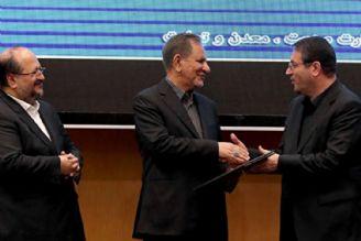 در مراسم تكریم و معارفه وزرای پیشین و جدید صمت؛ عملكرد صنعت ایران باعث شكست آمریكا خواهد شد