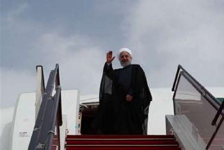 راس هیأتی از وزیران؛ ورود رئیس جمهور به آذربایجان غربی