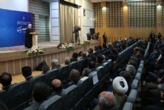 درمراسم روز دانشجو در دانشگاه علوم پزشكی سمنان؛ قبل از برجام دنیا ایران را محكوم میكرد و امروز آمریكا را