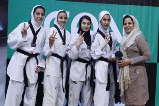 مسابقات تکواندو آزاد جوانان و بزرگسالان ایران