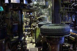 تولید تایر در کشور