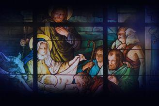 4دی ماه سالروز میلاد پیام آور توحید، صلح و مهربانی،حضرت عیسی مسیح (ع)